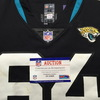 NFL - Jaguars Chris Reed London Games 10.28.18 Game Used Jersey Size 46 W/ Prova Authentication
