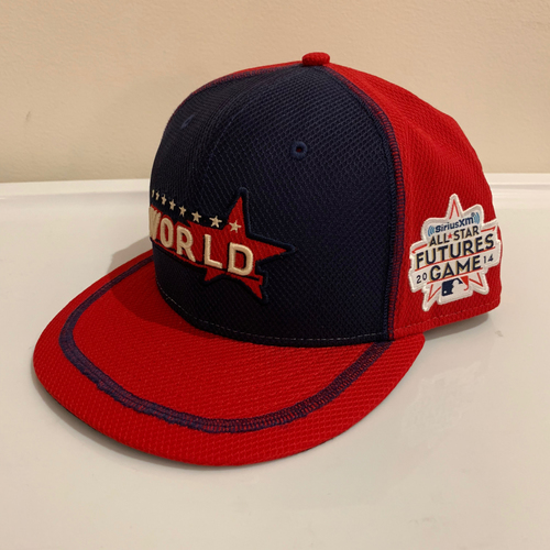 Photo of 2014 All Star Futures Game -  Game Used Cap  - Edwin Escobar (Boston RedSox) Size - 7 -3/8