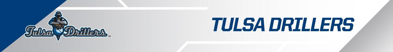 Tulsa Drillers banner