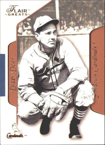 Photo of 2003 Flair Greats #64 Dizzy Dean