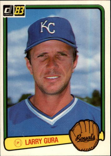 Photo of 1983 Donruss #160 Larry Gura