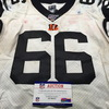 London Games - Bengals Trey Hopkins Game Used Jersey (10/27/2019) Size 48