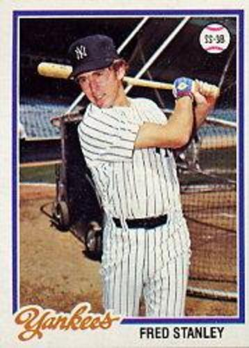 Photo of 1978 Topps #664 Fred Stanley