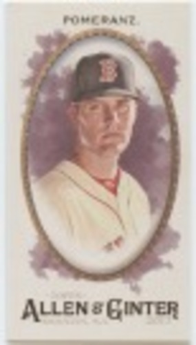 Photo of 2017 Topps Allen and Ginter Mini #321 Drew Pomeranz