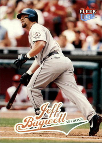 Photo of 2004 Ultra #94 Jeff Bagwell