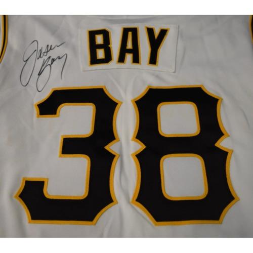 Photo of Rays Baseball Foundation Auction: Jason Bay Autographed Pirates Jersey - Size 48