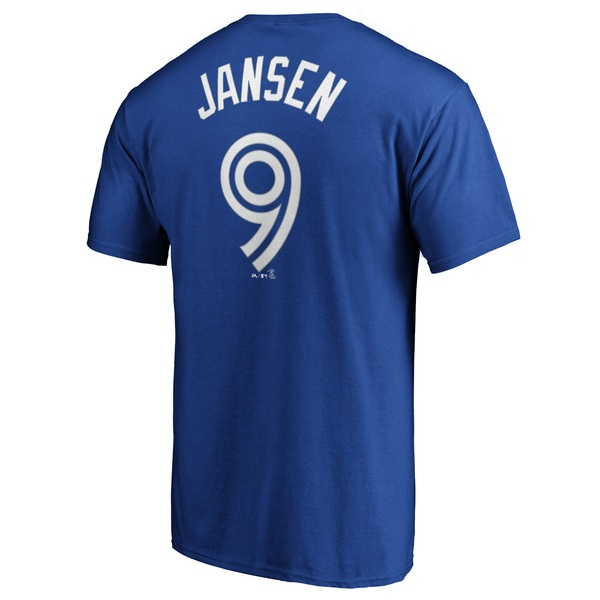 Toronto Blue Jays Danny Jansen Player T-Shirt by Majestic