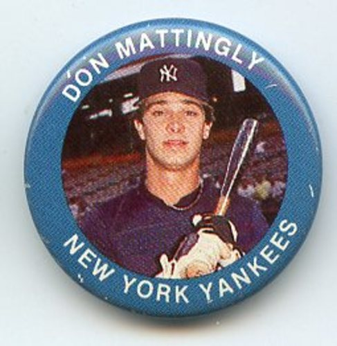 Photo of 1984 Fun Foods Pins #77 Don Mattingly