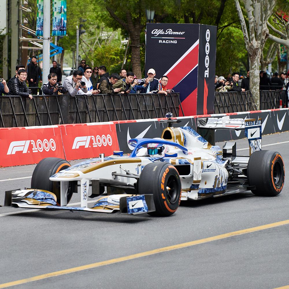 Sauber C30 2011 F1 Car (Chassis No4)