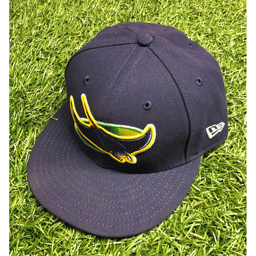 Photo of Team Issued Devil Rays Cap: Hunter Renfroe #11