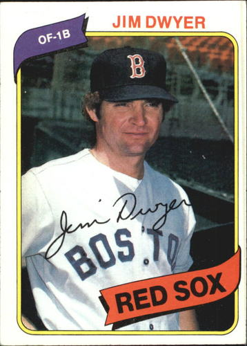 Photo of 1980 Topps #576 Jim Dwyer