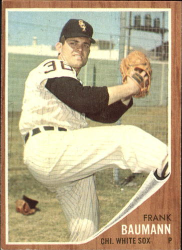 Photo of 1962 Topps #161 Frank Baumann