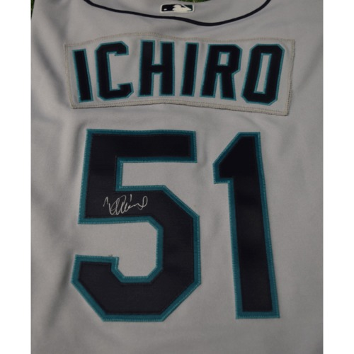 Photo of Rays Baseball Foundation Auction: Ichiro Suzuki Autographed Jersey - Size 44