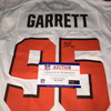 PCF - Browns Myles Garrett Signed Replica Jersey XL
