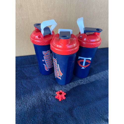 Photo of Twins Wives Holiday Fundraiser: Set of 3 Grab and Go Tumblers (Save $10.00)
