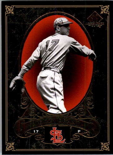 Photo of 2007 SP Legendary Cuts #91 Dizzy Dean