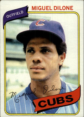 Photo of 1980 Topps #541 Miguel Dilone