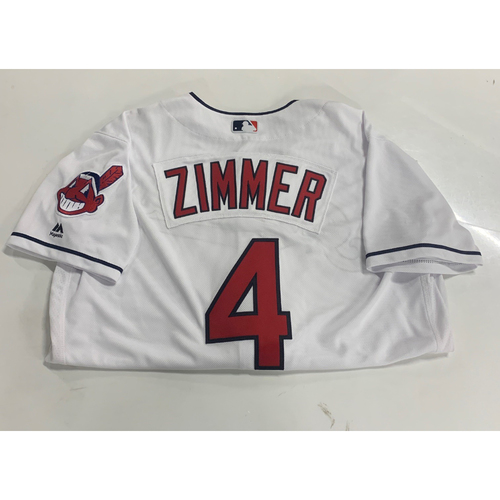 Photo of Team Issued Jersey - Bradley Zimmer #4