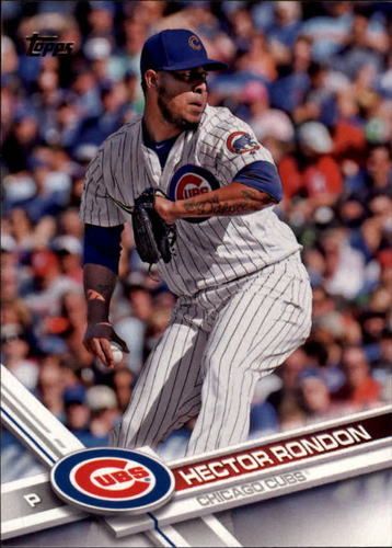 Photo of 2017 Topps #224 Hector Rondon