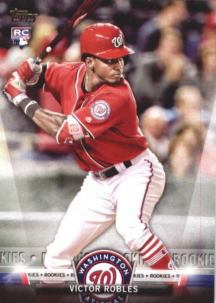 2018 Topps Salute #TS82 Victor Robles