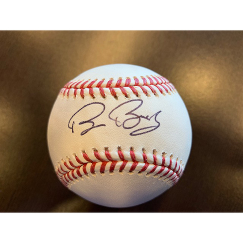 Photo of Giants Community Fund: Bruce Bochy Autographed Baseball