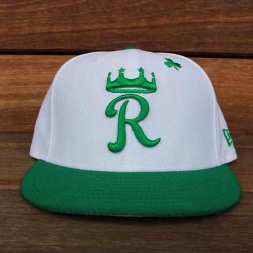 Photo of Game-Used Saint Patrick's Day Cap: Rafael Belliard (KC @ SF - 3/17/19 - Size 7 1/8)