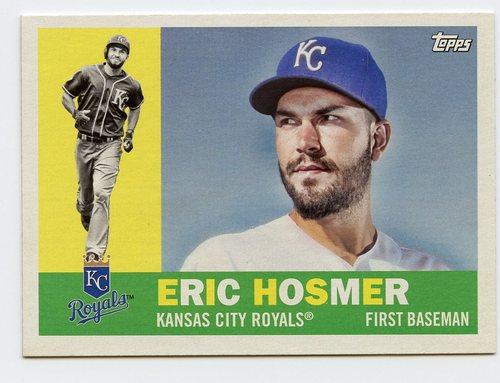 Photo of 2017 Topps Archives #56 Eric Hosmer