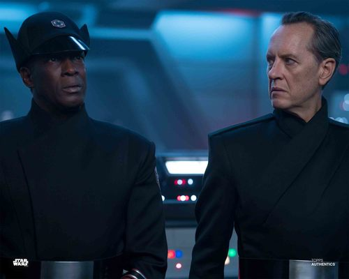 Allegiant General Pryde and Admiral Griss