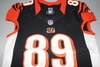NFL International Series - Bengals Ryan Hewitt game worn Bengals jersey (October 30