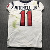 London Games - Texans Steven Mitchell Jr. Game Used Jersey (11/3/19) Size 40
