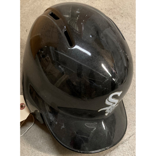 Photo of Black Clubhouse Helmet - #25 - Size 7 - NOT MLB Authenticated
