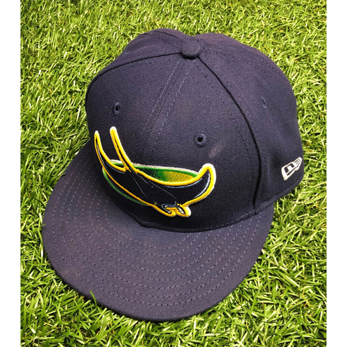 Photo of Team Issued Devil Rays Cap: Manuel Margot #13