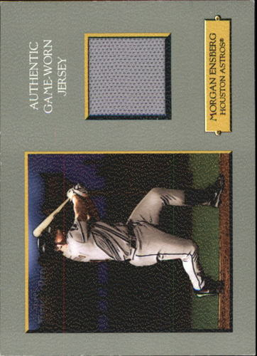 Photo of 2006 Topps Turkey Red Relics #ME Morgan Ensberg Jsy E