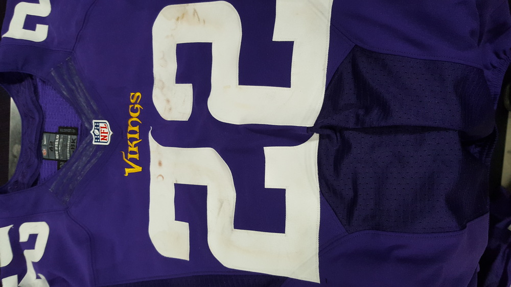 sports shoes 8104d ee6a2 low cost harrison smith game jersey 2b577 13a55