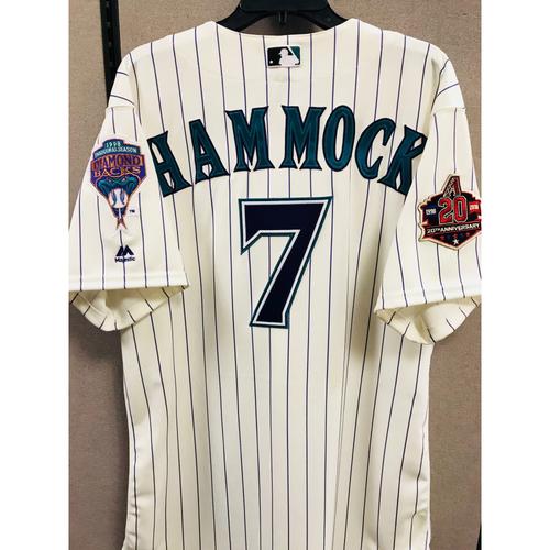 2018 20th Anniversary Jersey - Robby Hammock