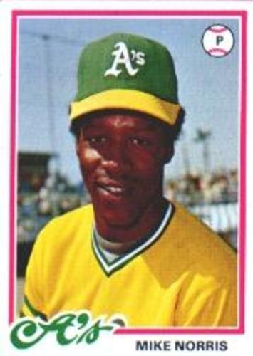 Photo of 1978 Topps #434 Mike Norris