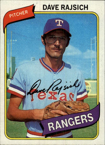 Photo of 1980 Topps #548 Dave Rajsich