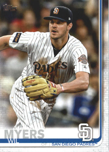 Photo of 2019 Topps #485 Wil Myers