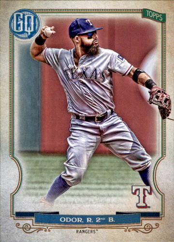 Photo of 2020 Topps Gypsy Queen #156 Rougned Odor