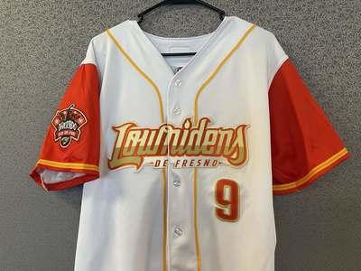 Mike Ruff Lowriders jersey