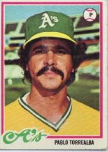 Photo of 1978 Topps #78 Pablo Torrealba