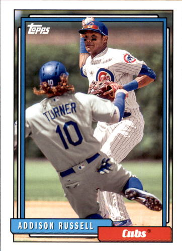 Photo of 2017 Topps Archives #298 Addison Russell