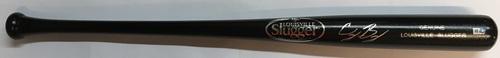 Cody Bellinger Autographed Black Louisville Slugger Bat