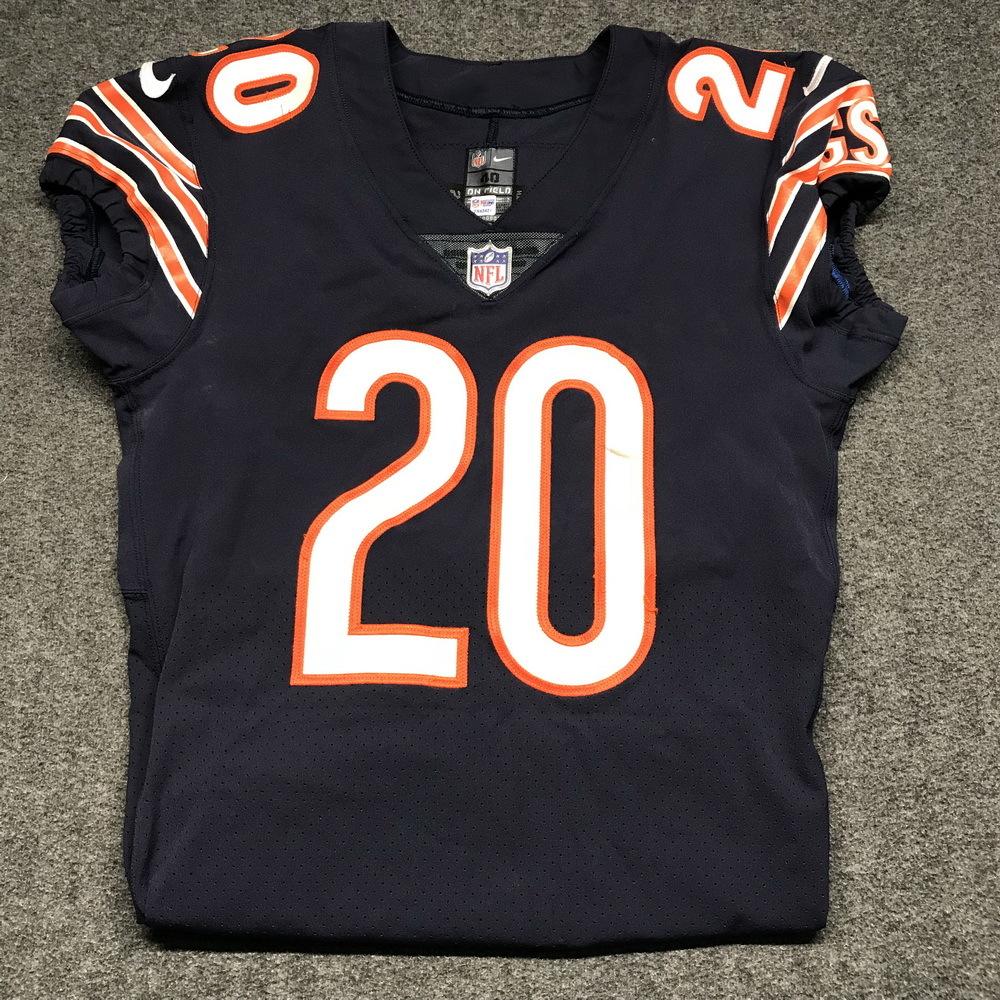 new concept fa57f e956e NFL Auction   STS - Bears Prince Amukamara game worn Bears ...