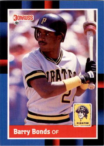 Photo of 1988 Donruss #326 Barry Bonds