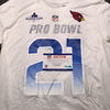PCF - Cardinals Patrick Peterson NFC Practice Used Pro Bowl 2019 Shirt Size L