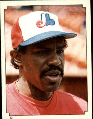 Photo of 1984 Topps Stickers #92 Andre Dawson