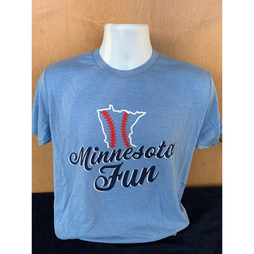 Photo of Twins Wives Holiday Fundraiser: Minnesota Fun T-Shirt - Choose your Size!