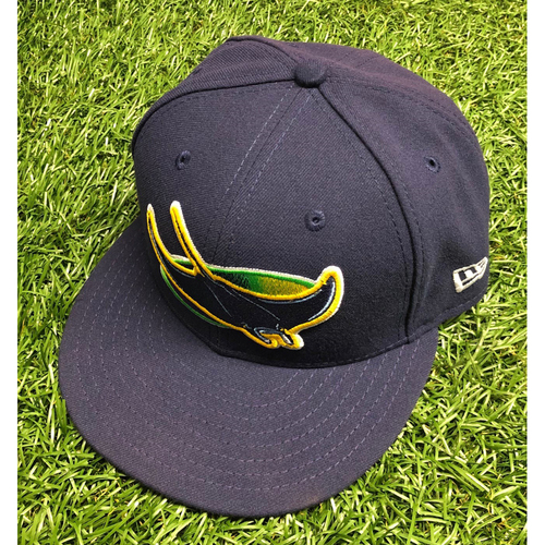 Photo of Team Issued Devil Rays Cap: Brett Phillips #14