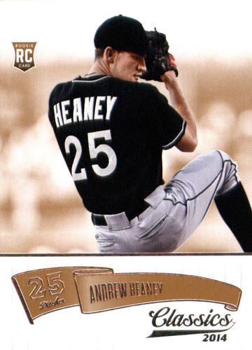 Photo of 2014 Classics #153 Andrew Heaney RC